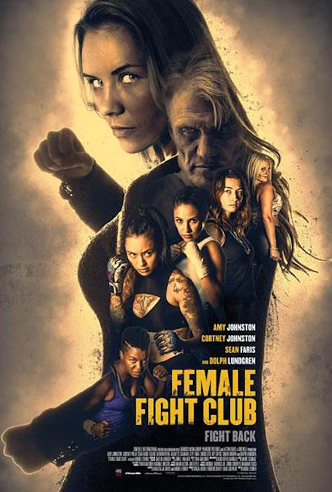 Female Fight Squad Poster #1