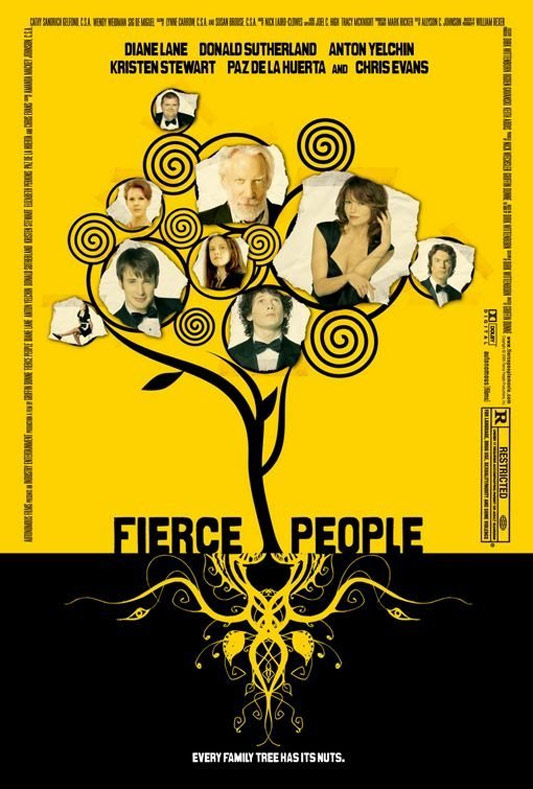 Fierce People Poster #1
