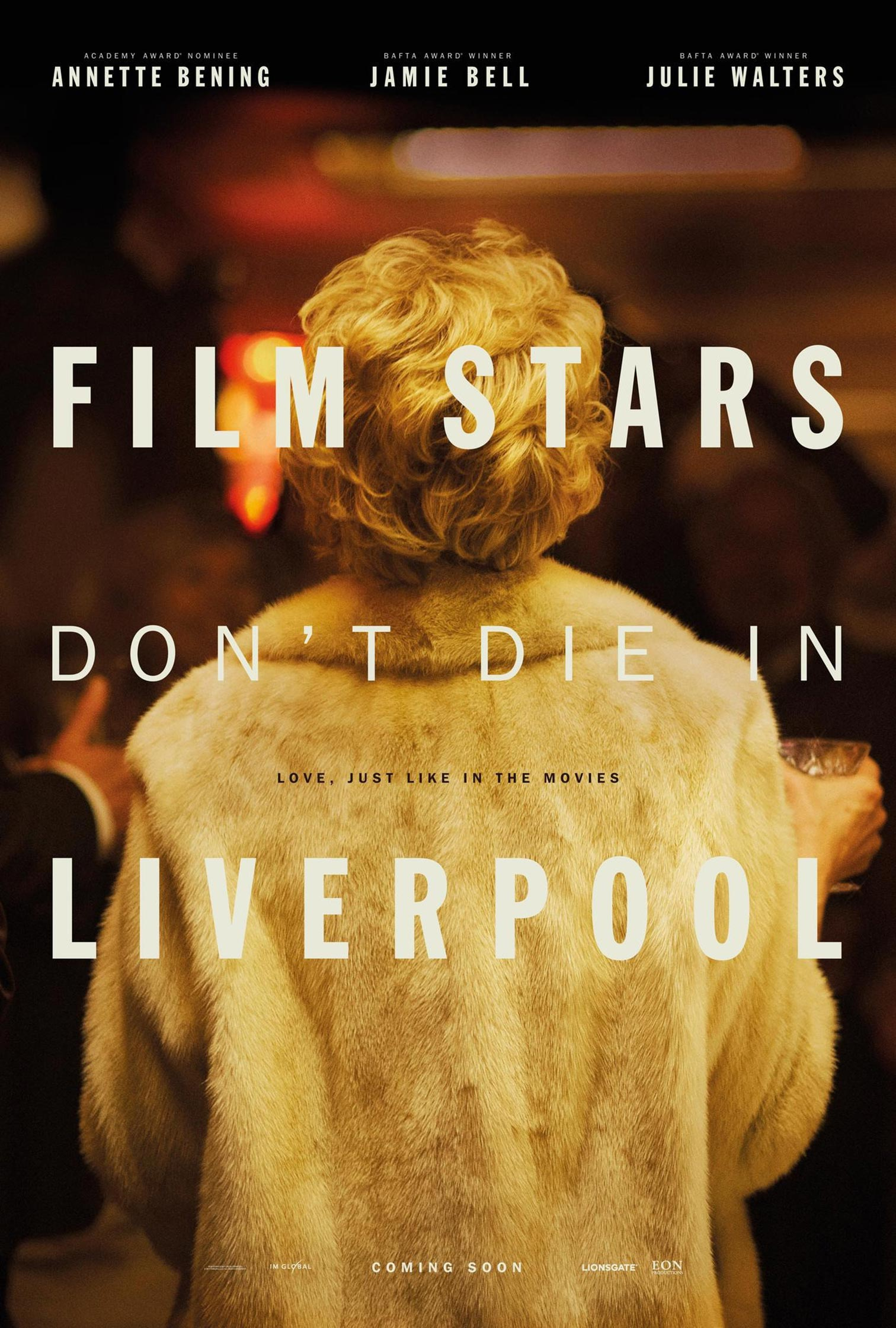 Film Stars Don't Die in Liverpool Poster #1