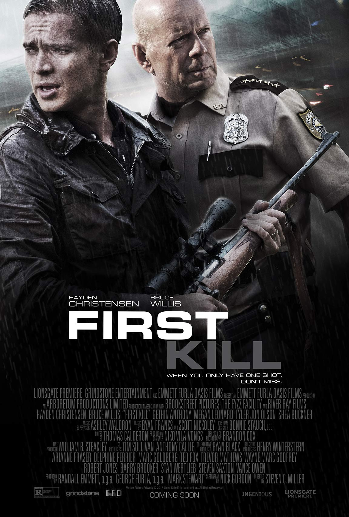 First Kill Poster #1