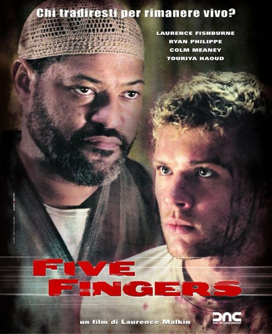 Five Fingers Poster #1