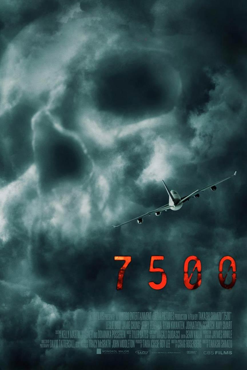 Flight 7500 Poster #1