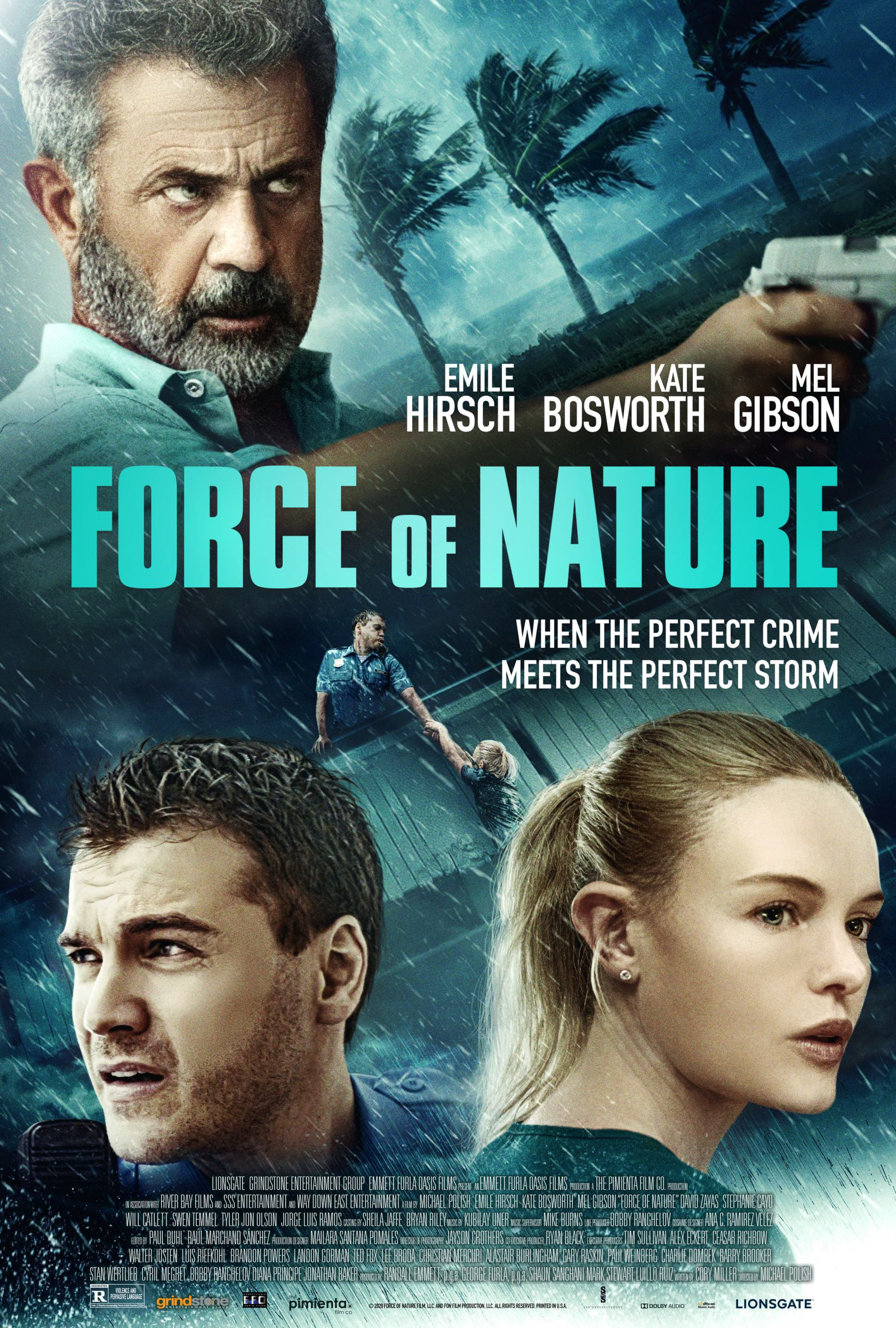Force of Nature Poster #1