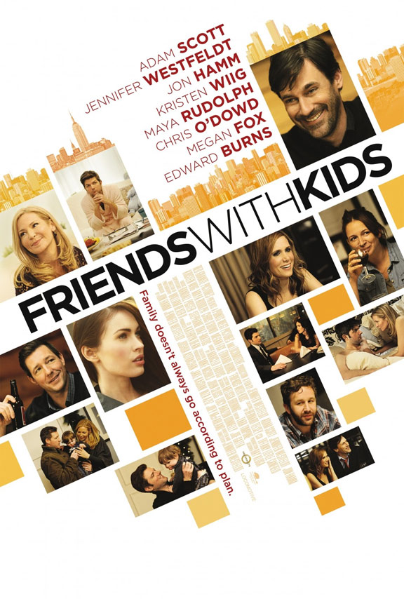 Friends with Kids Poster #1