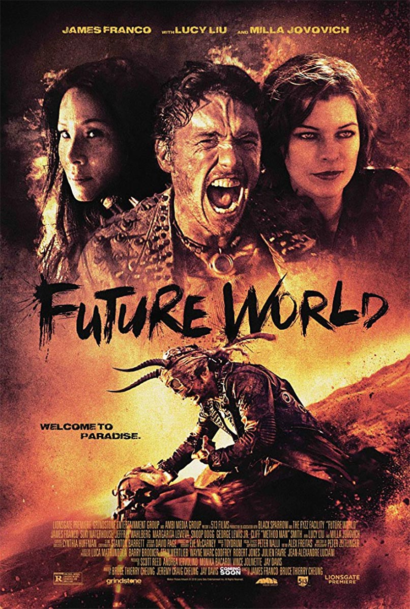 Future World Poster #1