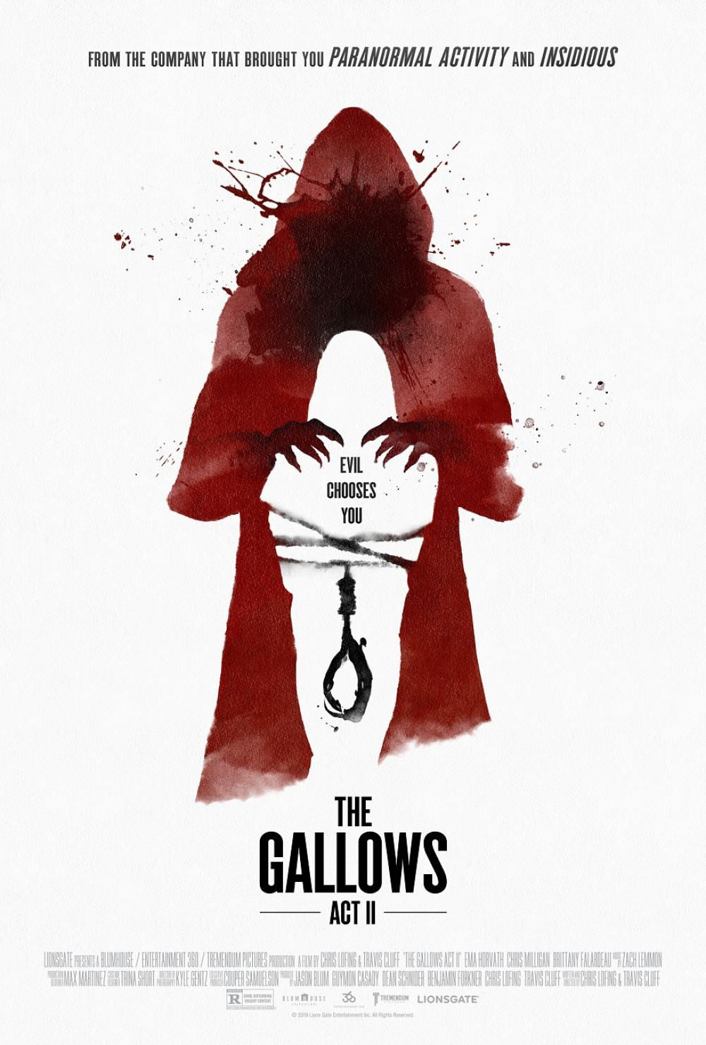 The Gallows Act II Poster #1