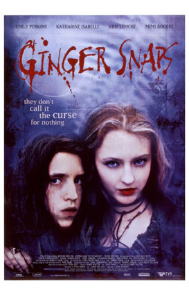 Ginger Snaps Poster #1