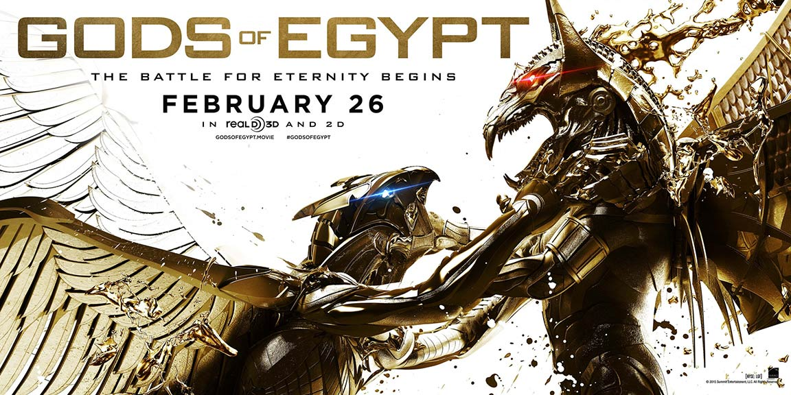 Gods of Egypt Poster #10