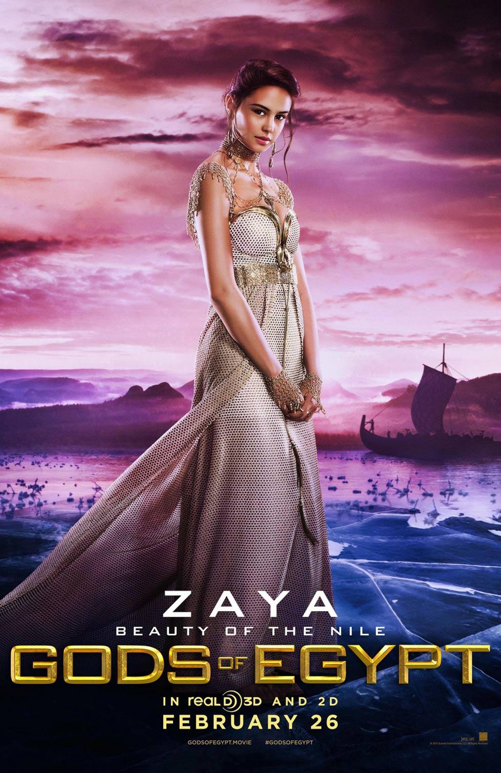 Gods of Egypt Poster #6