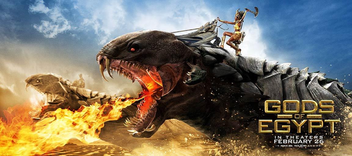 Gods of Egypt Poster #9