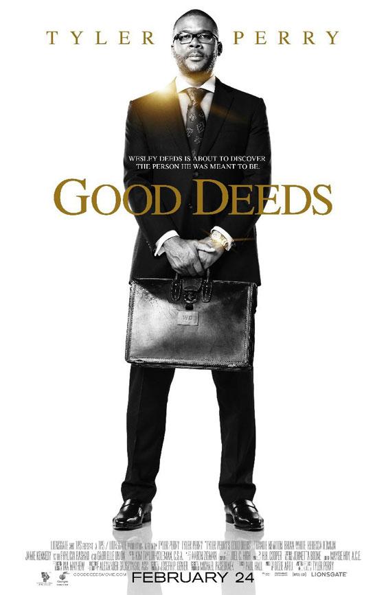Good Deeds Poster #1