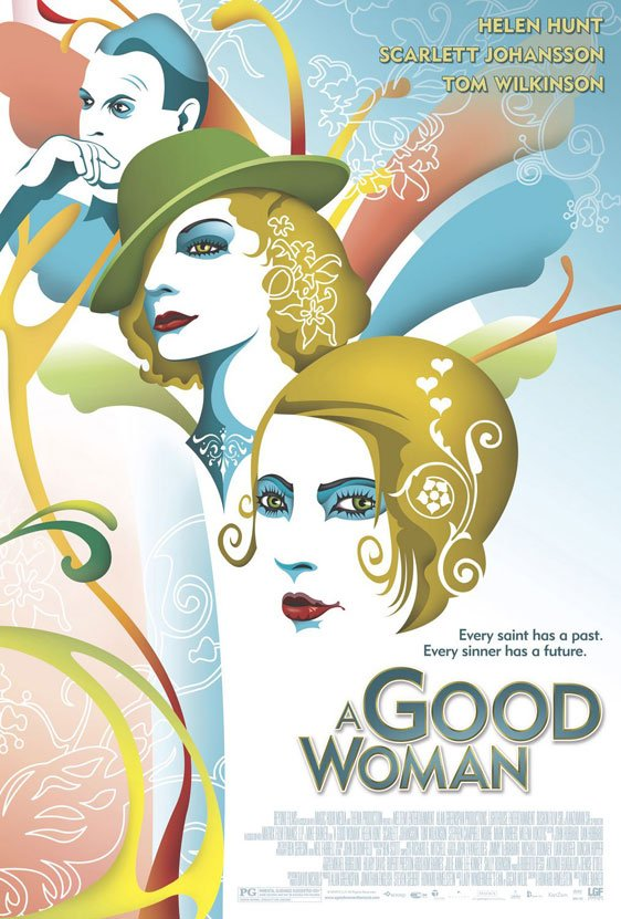 A Good Woman Poster #1