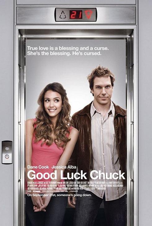 Good Luck Chuck Poster #1