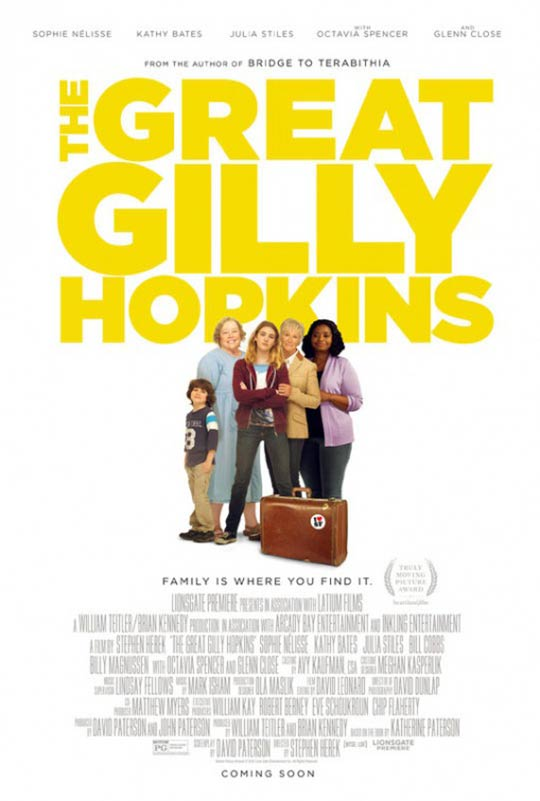 The Great Gilly Hopkins Poster #2
