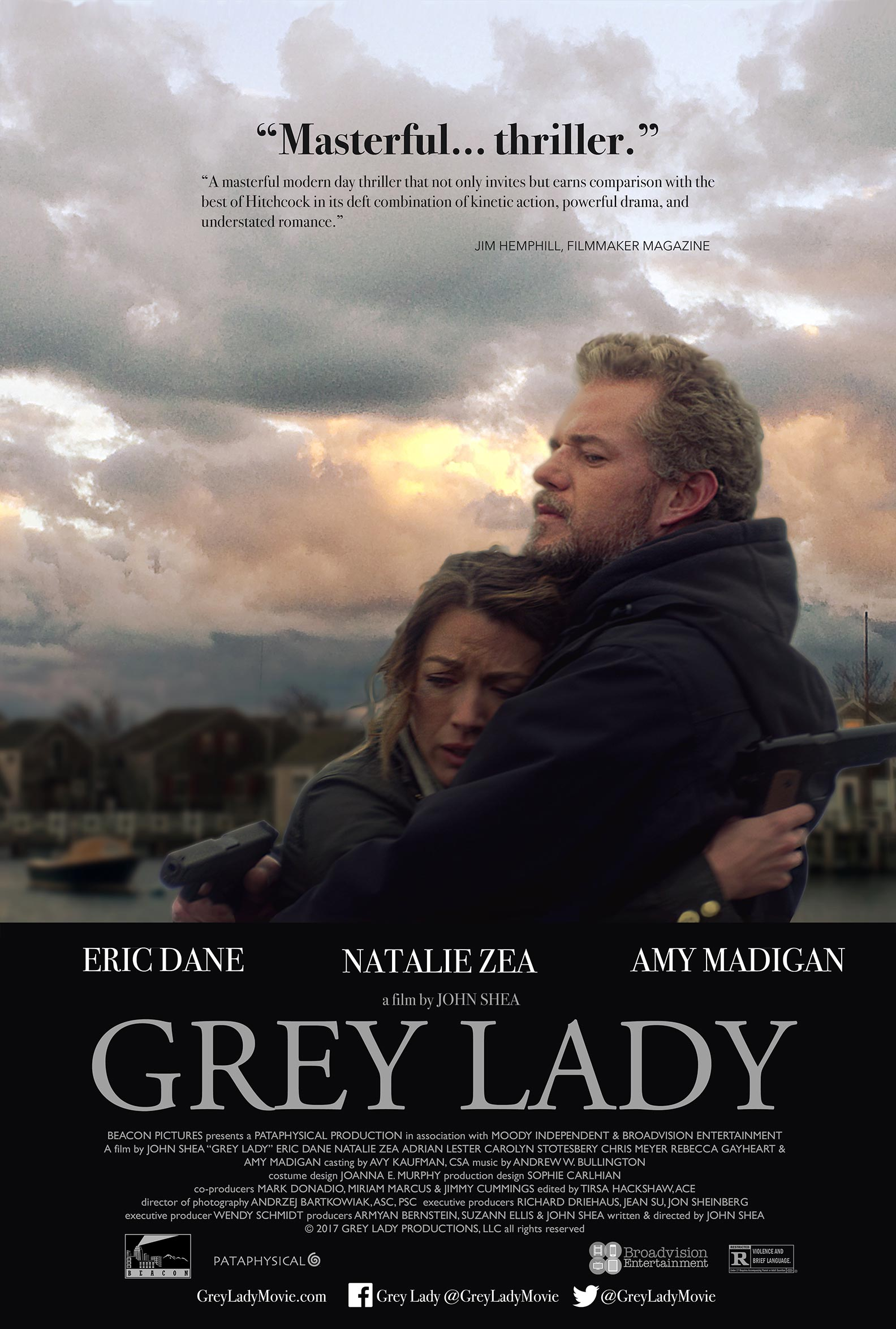 Grey Lady Poster #1