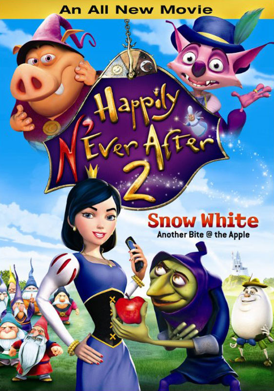 Happily N'Ever After 2 Poster #1
