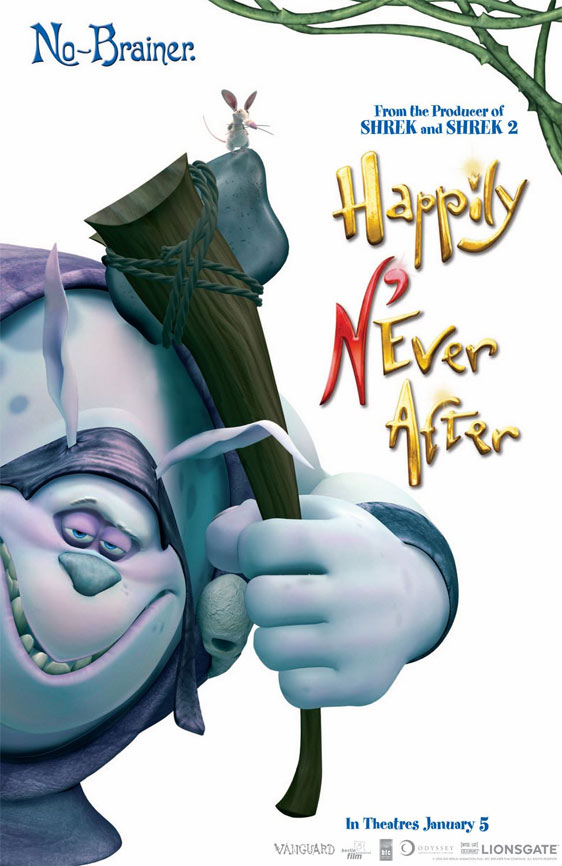 Happily N'Ever After Poster #2