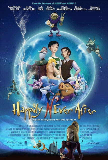 Happily N'Ever After Poster #1