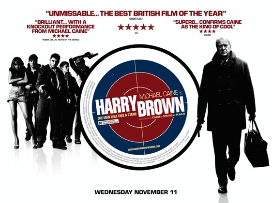 Harry Brown Poster #2