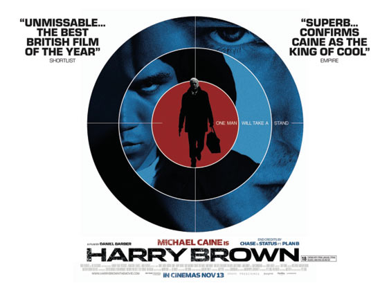 Harry Brown Poster #3