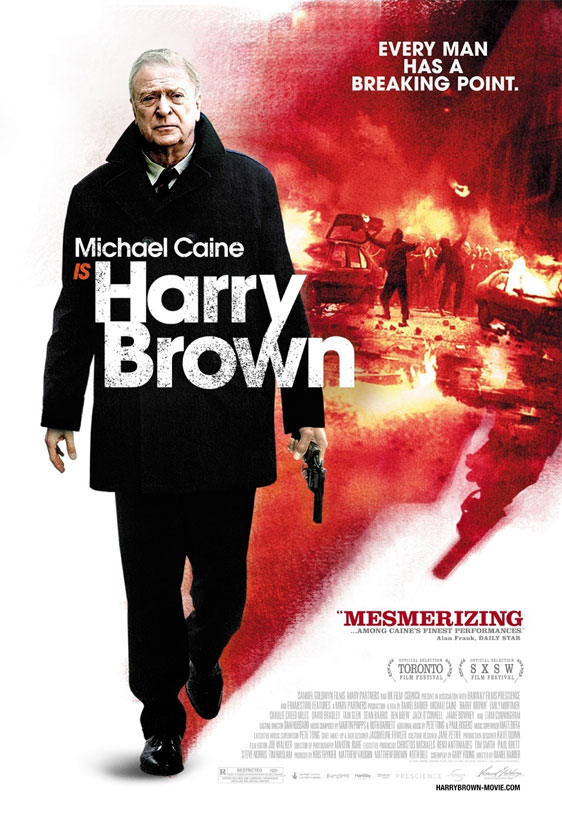 Harry Brown Poster #1