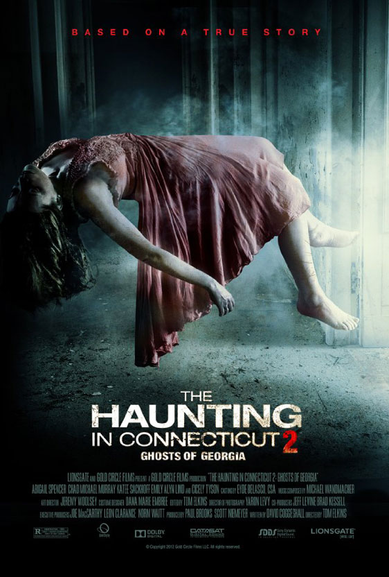 The Haunting in Connecticut 2: Ghosts of Georgia Poster #1