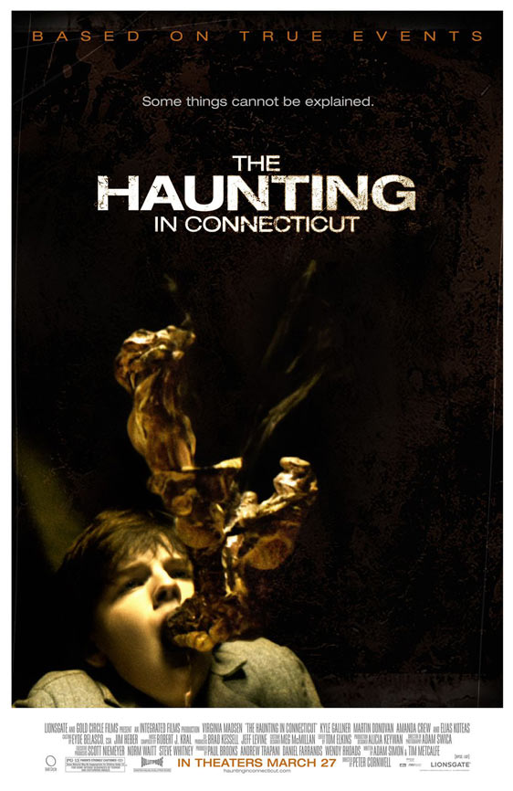 The Haunting in Connecticut Poster #2