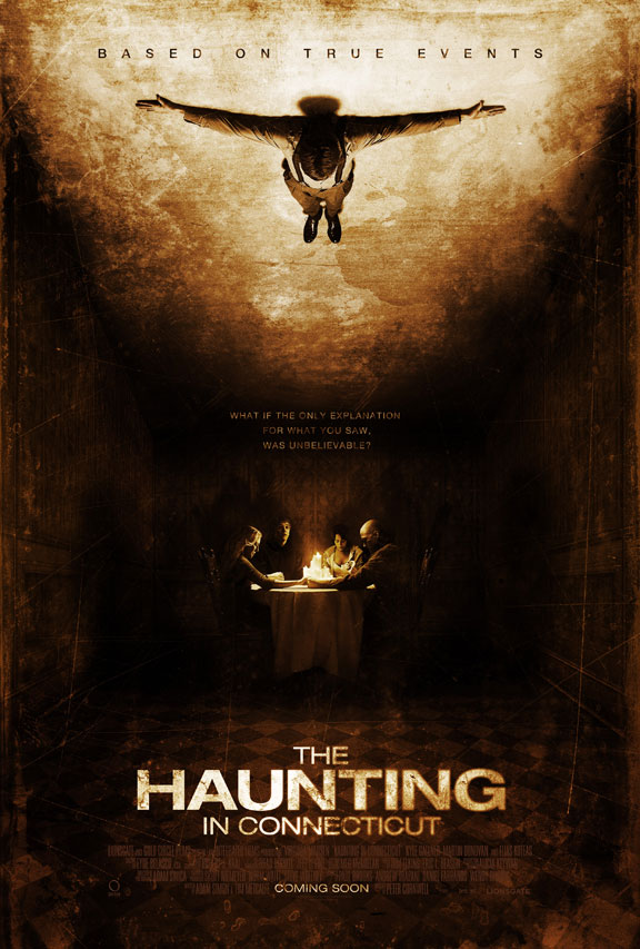 The Haunting in Connecticut Poster #1