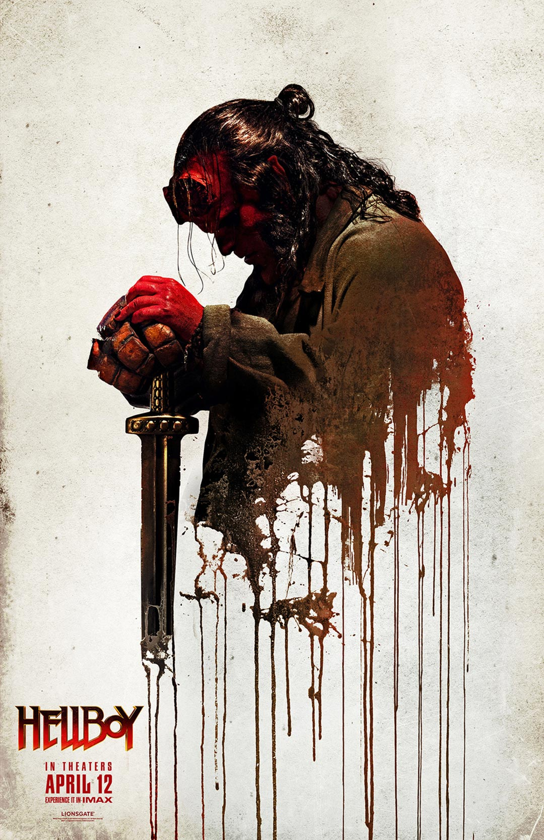 Hellboy Poster #6