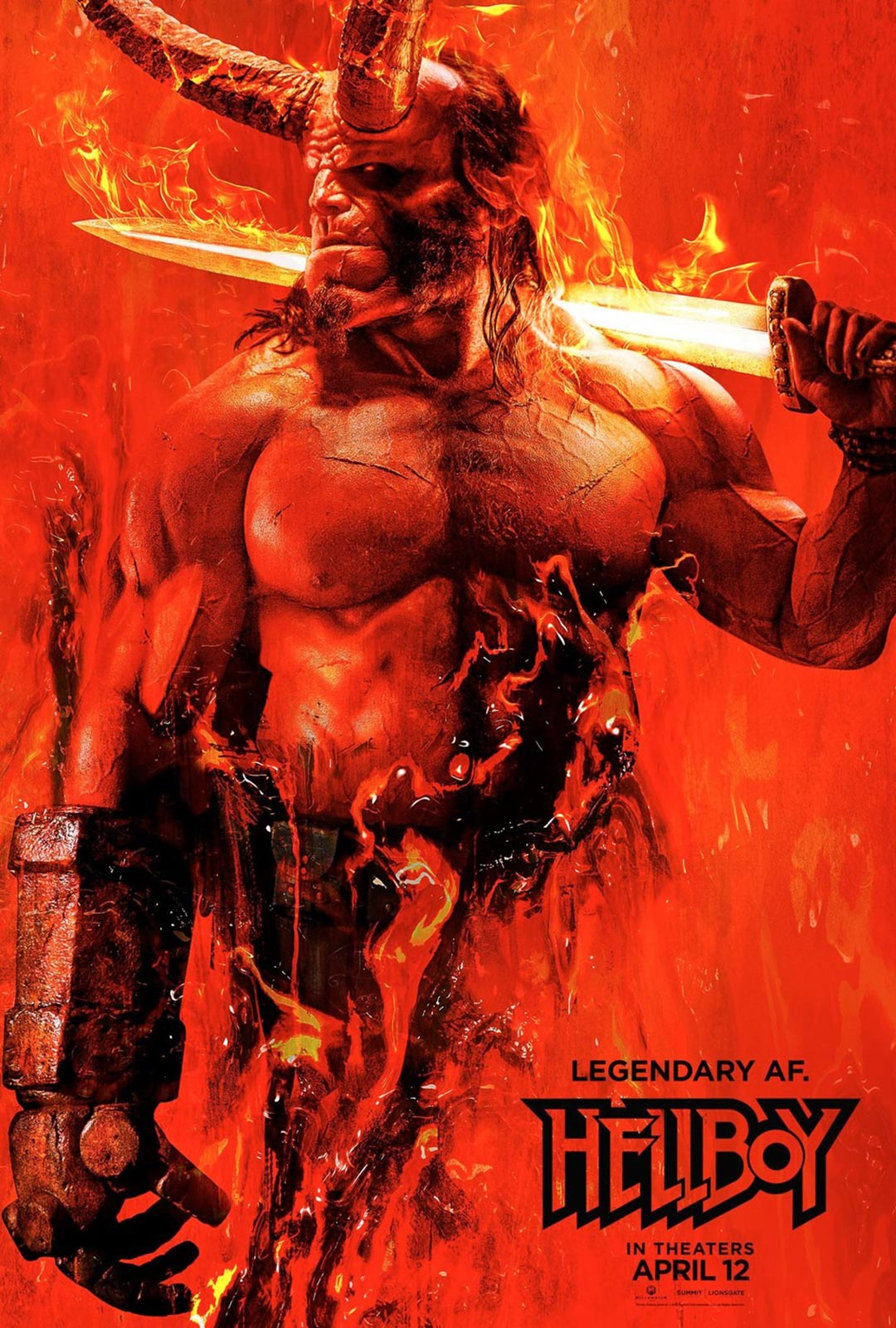 Hellboy Poster #1