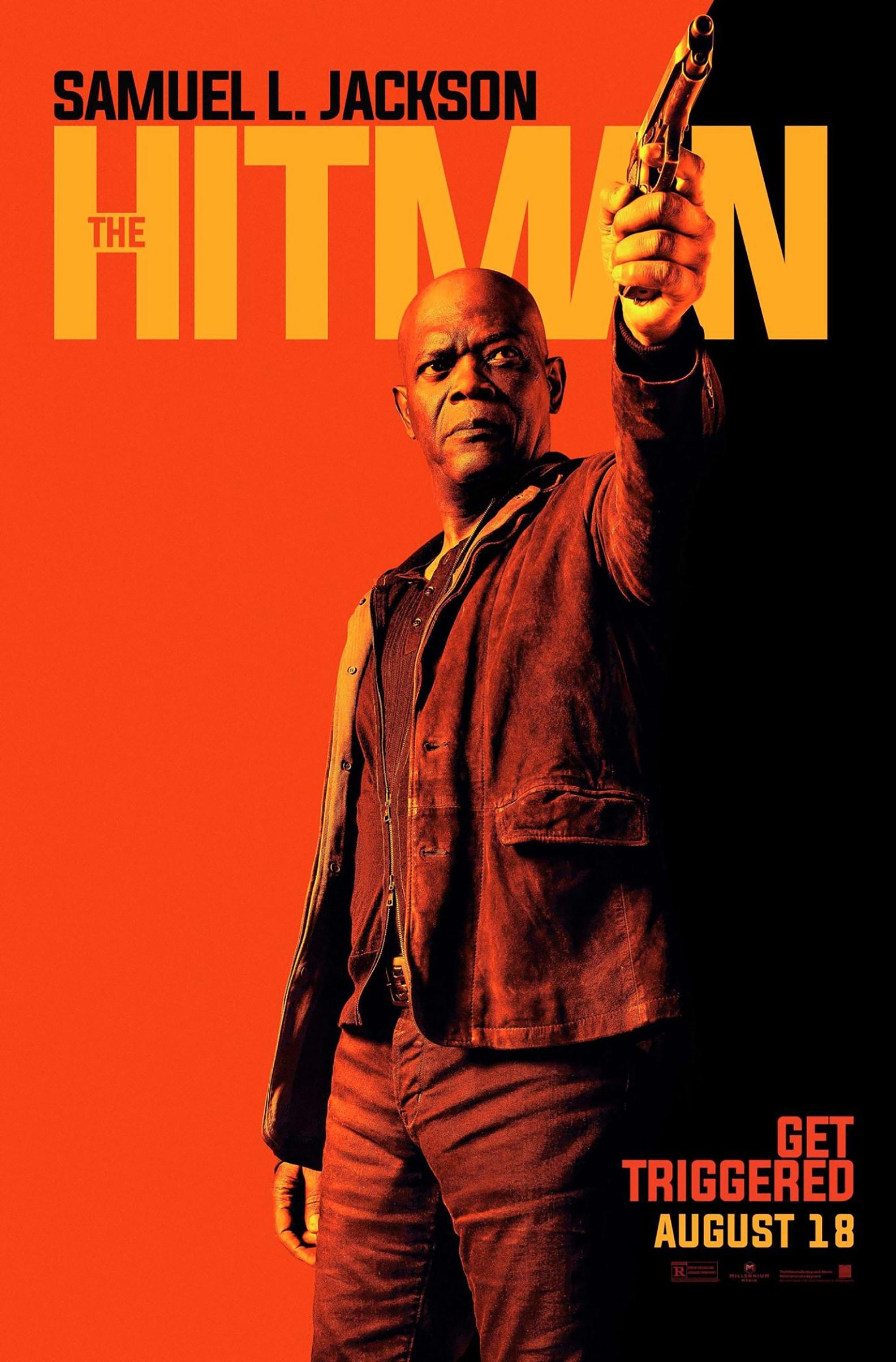 The Hitman's Bodyguard Poster #2