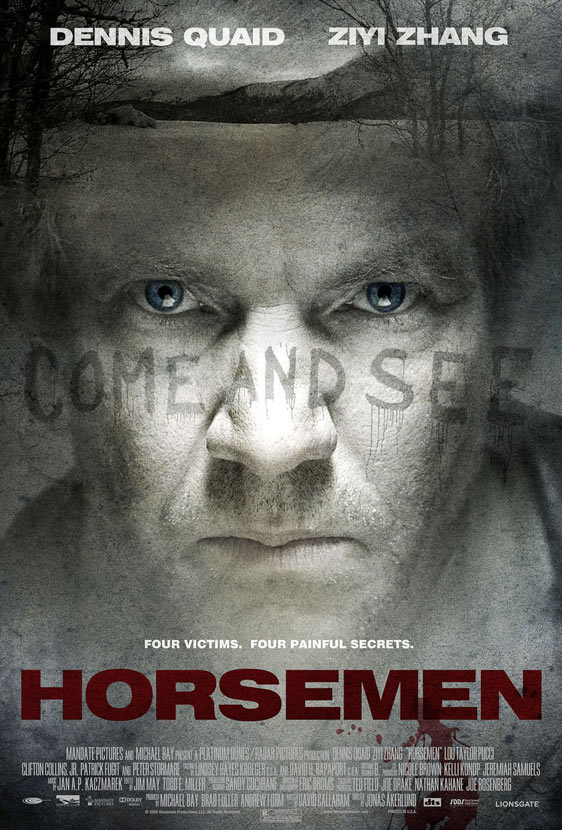 The Horsemen Poster #3
