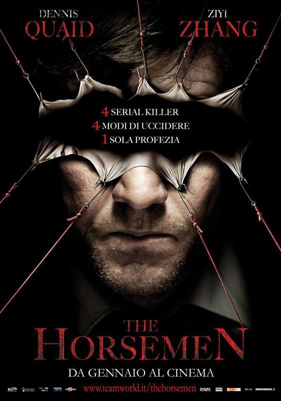 The Horsemen Poster #1