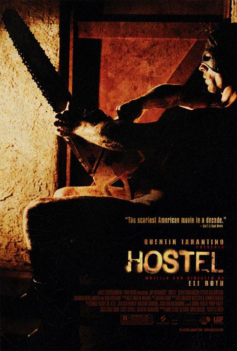 Hostel Poster #1