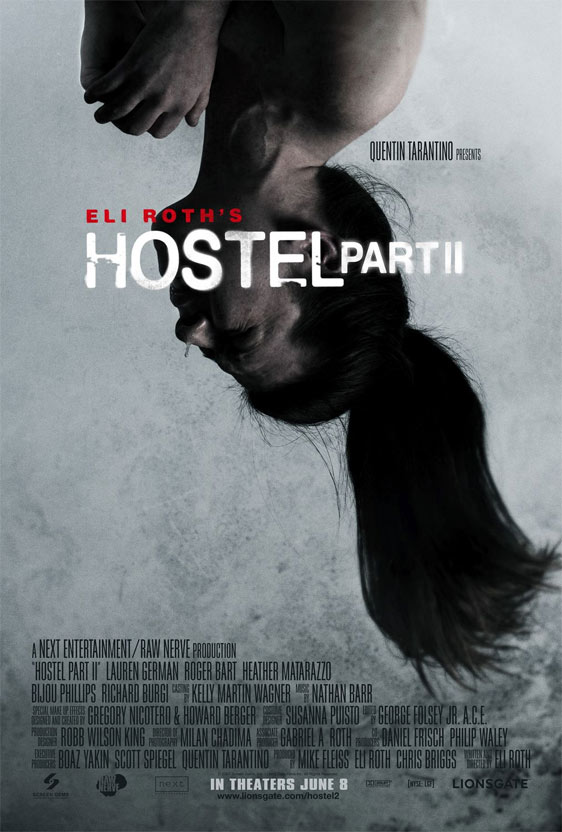 Hostel: Part II Poster #2