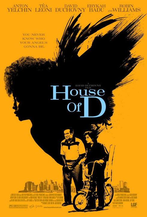 House of D Poster #1