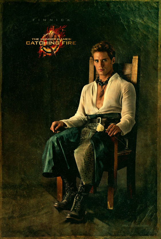 The Hunger Games: Catching Fire Poster #13
