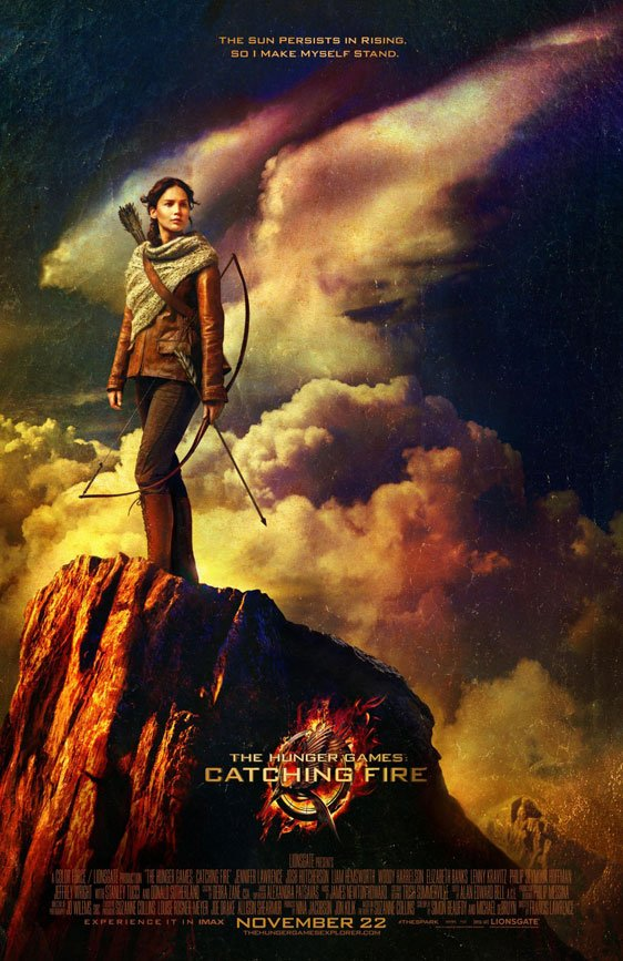The Hunger Games: Catching Fire Poster #15