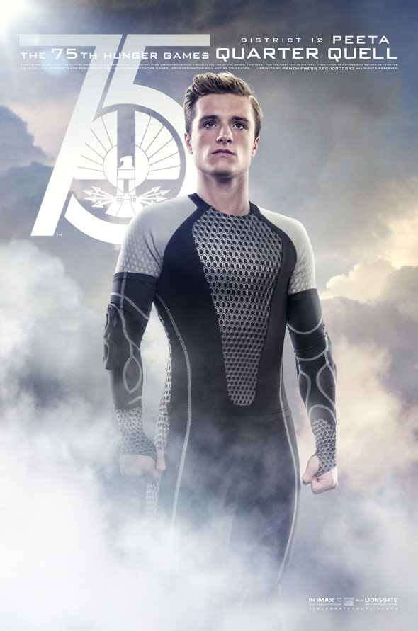 The Hunger Games: Catching Fire Poster #17
