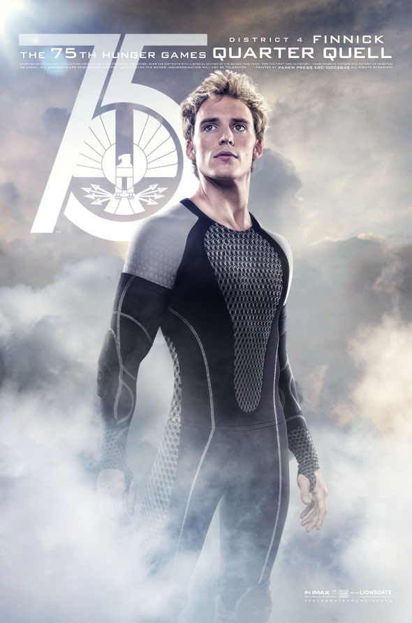The Hunger Games: Catching Fire Poster #21