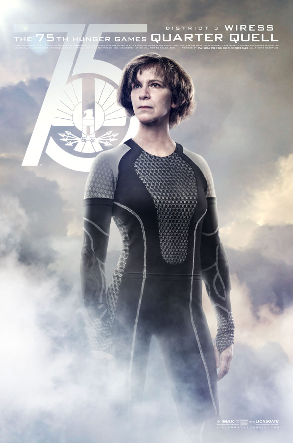 The Hunger Games: Catching Fire Poster #24