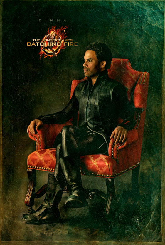 The Hunger Games: Catching Fire Poster #6
