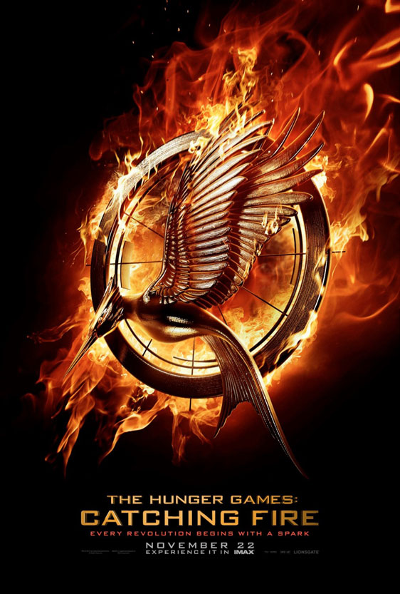 The Hunger Games: Catching Fire Poster #1