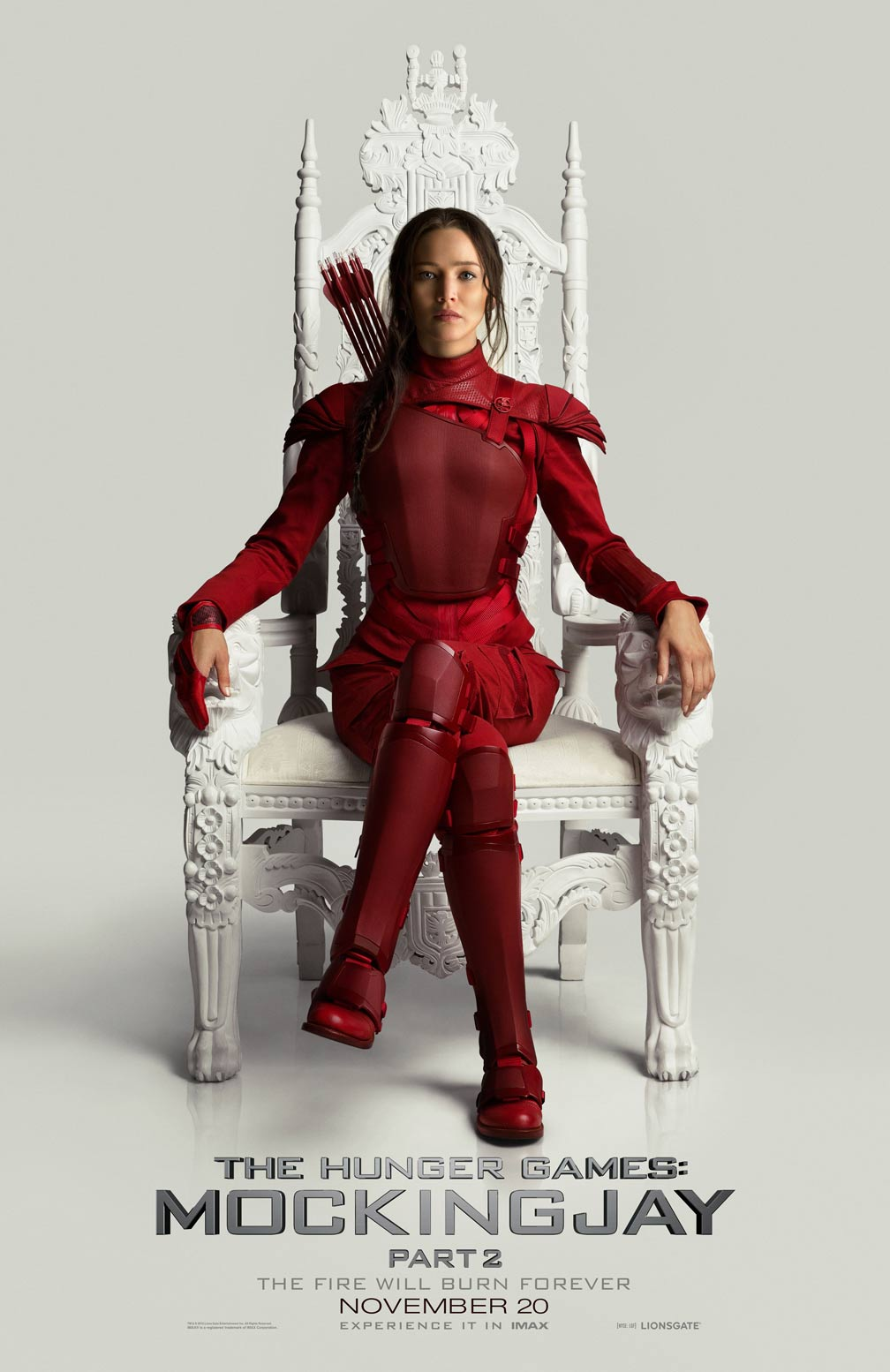 The Hunger Games: Mockingjay - Part 2 Poster #11