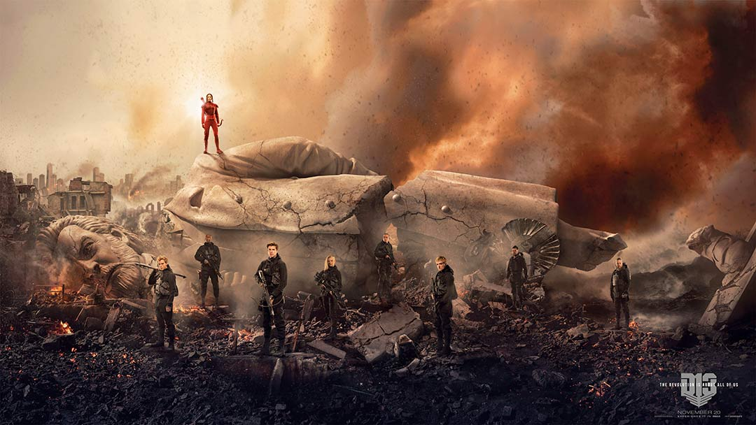 The Hunger Games: Mockingjay - Part 2 Poster #12
