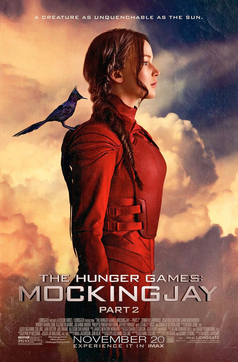 The Hunger Games: Mockingjay - Part 2 Poster #13