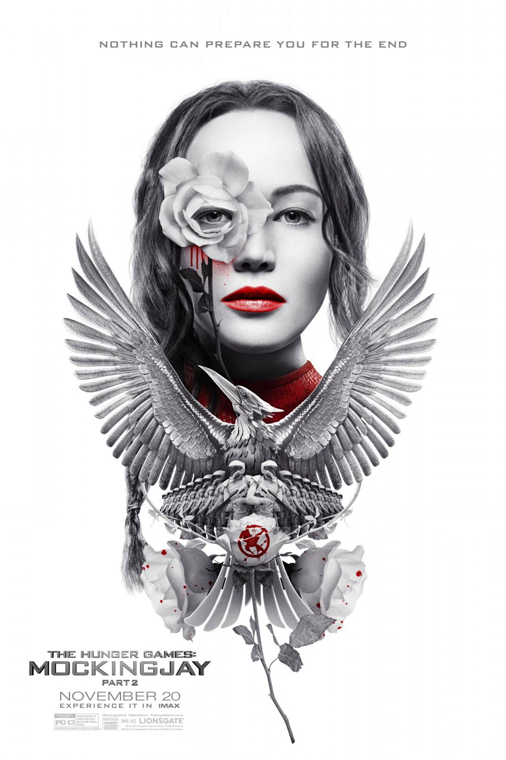 The Hunger Games: Mockingjay - Part 2 Poster #16