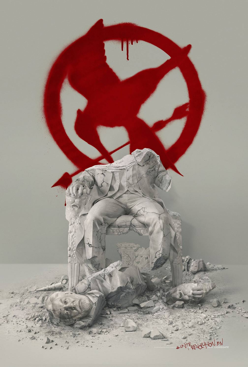The Hunger Games: Mockingjay - Part 2 Poster #3