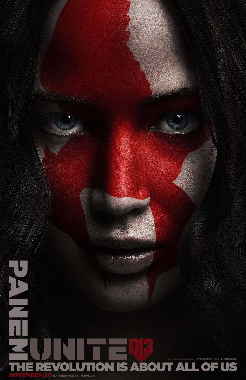 The Hunger Games: Mockingjay - Part 2 Poster #6