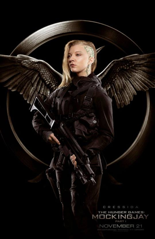 The Hunger Games: Mockingjay - Part 1 Poster #18